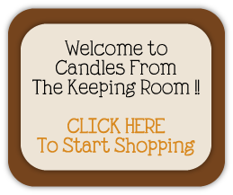 Candles From The Keeping Room Ebay Store