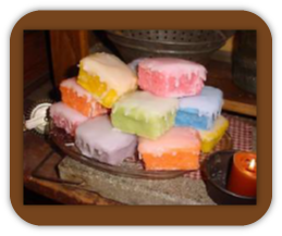 Pastel Party Cake Wax Tarts